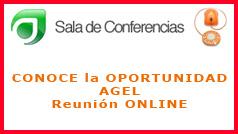 Asiste a nuestra conferencia Agel online