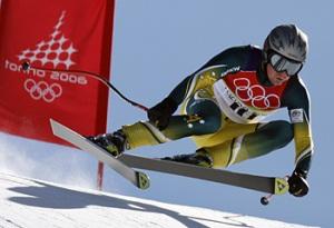 Jono Brauer Ski Esquí