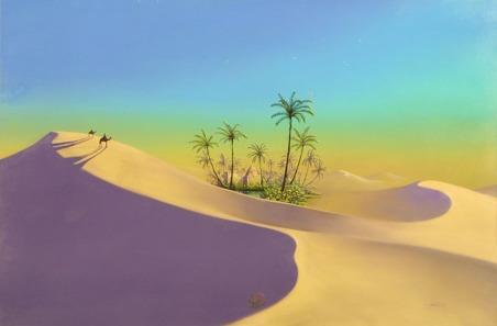 Agel es un oasis