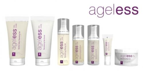 Ageless nueva línea productos para la piel